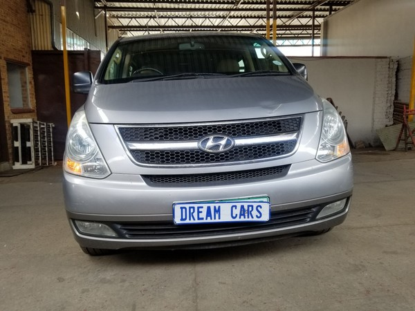 2011 Hyundai H1 2.5 Crdi Wagon At  Gauteng Johannesburg_0