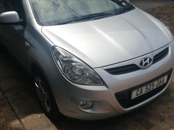 2010 Hyundai i20 1.4  Western Cape Bloubergstrand_0