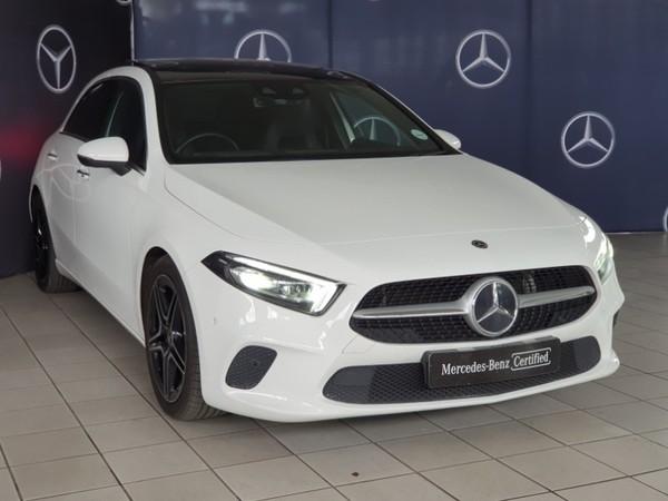 2018 Mercedes-Benz A-Class A 200 Style Auto Gauteng Sandton_0