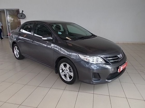 2013 Toyota Corolla 1.6 Advanced At  North West Province Potchefstroom_0