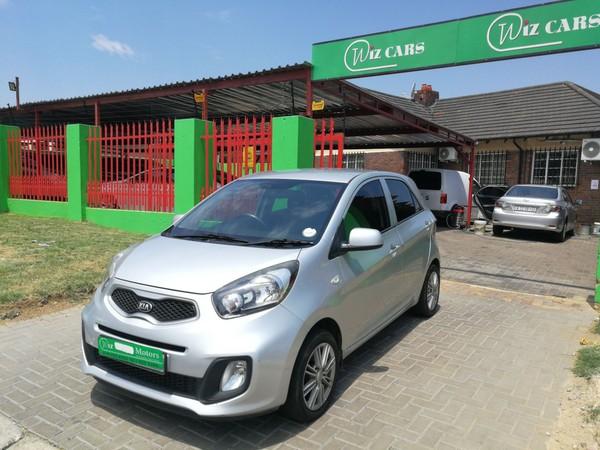 2014 Kia Picanto 1.0 Lx  Gauteng Kempton Park_0