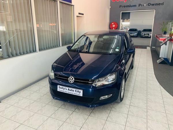 2012 Volkswagen Polo 1.4 Comfortline 5dr  Eastern Cape Port Elizabeth_0