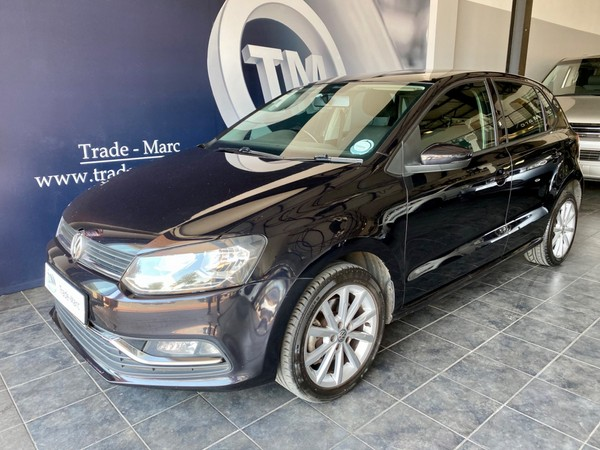 2014 Volkswagen Polo 1.2 TSI Highline 81KW Gauteng Four Ways_0