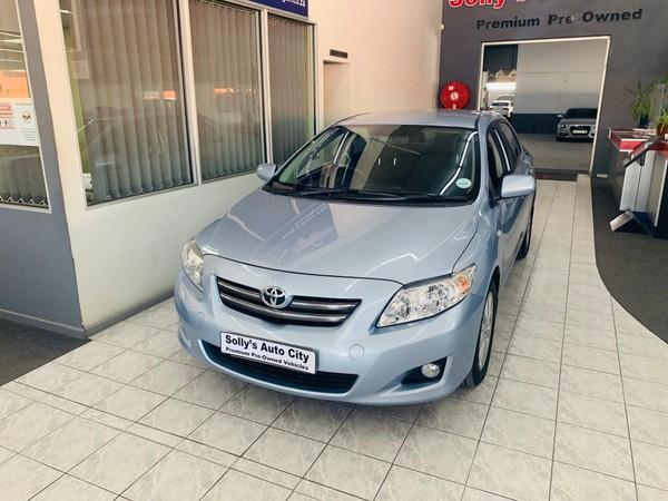 2009 Toyota Corolla 1.6 Advanced At  Eastern Cape Port Elizabeth_0