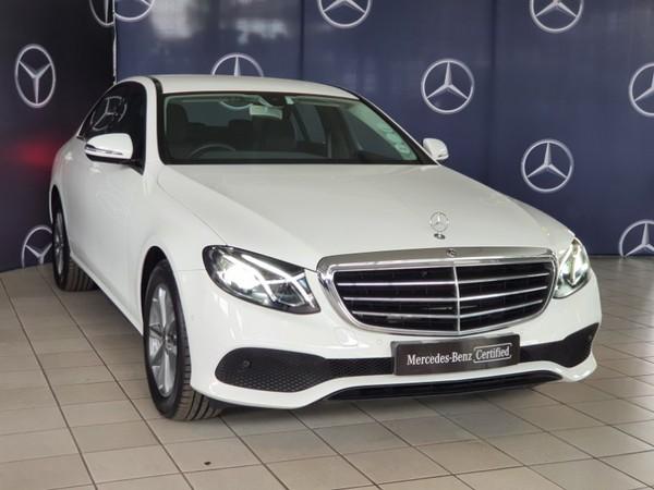 2019 Mercedes-Benz E-Class E 200 Gauteng Sandton_0