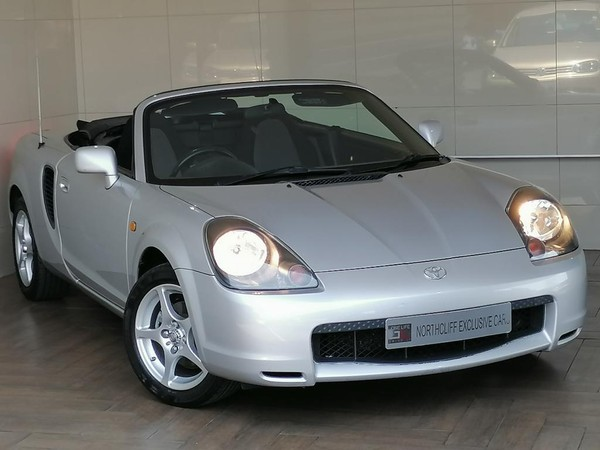 2001 Toyota Mr2 TOYOTA Mr-2 Cabriolet Manual Gauteng Randburg_0