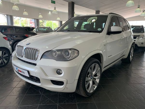 2009 BMW X5 Xdrive35d M-sport At e70  Gauteng Nigel_0