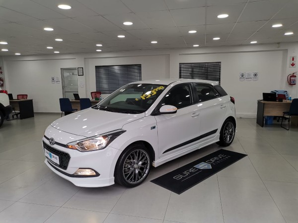 2016 Hyundai i20 1.4 N Series Kwazulu Natal Pinetown_0