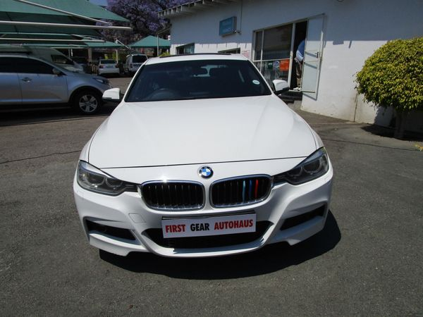 2013 BMW 3 Series 320d M Sport Line At f30  Gauteng Randburg_0
