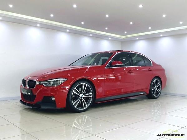 2017 BMW 3 Series 330D M Sport Auto Kwazulu Natal Durban_0
