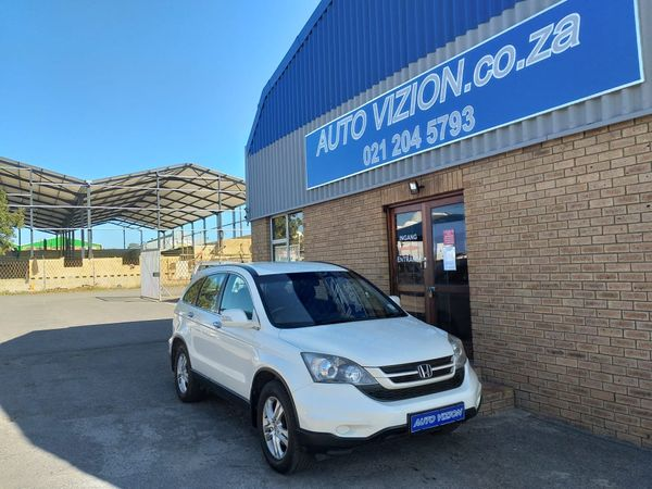 2010 Honda CR-V 2.4 Elegance At  Western Cape Brackenfell_0