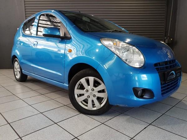 2014 Suzuki Alto 1.0 Glx  Gauteng Bryanston_0