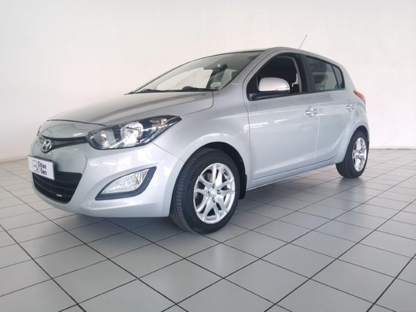 2012 Hyundai i20 1.4 Fluid At  Gauteng Pretoria_0
