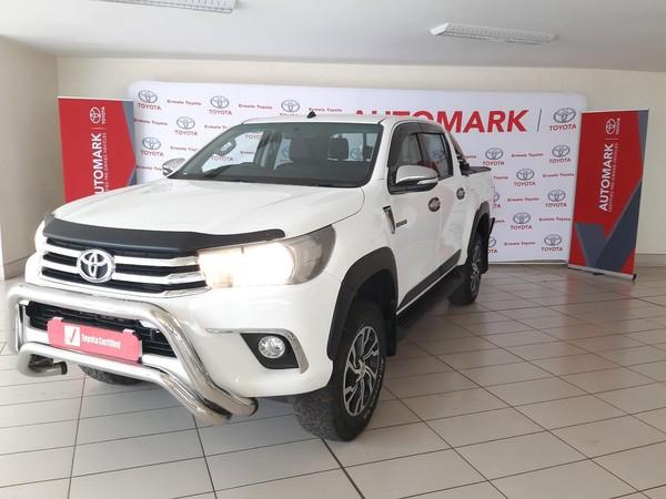 2017 Toyota Hilux 2.8 GD-6 Raider 4x4 Double Cab Bakkie Mpumalanga Ermelo_0