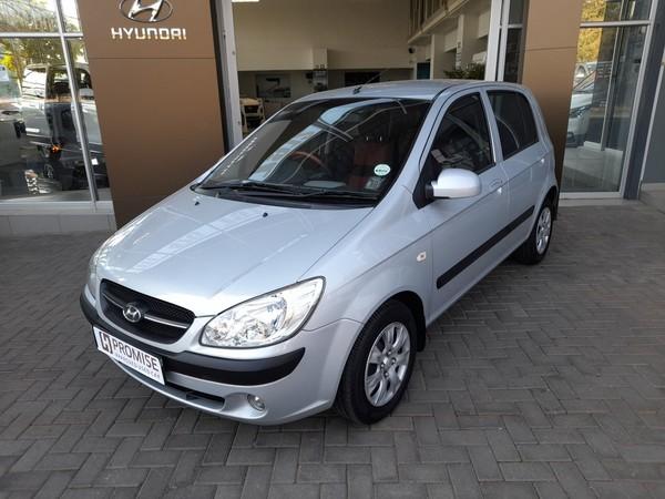 2011 Hyundai Getz 1.4  Gauteng Randburg_0