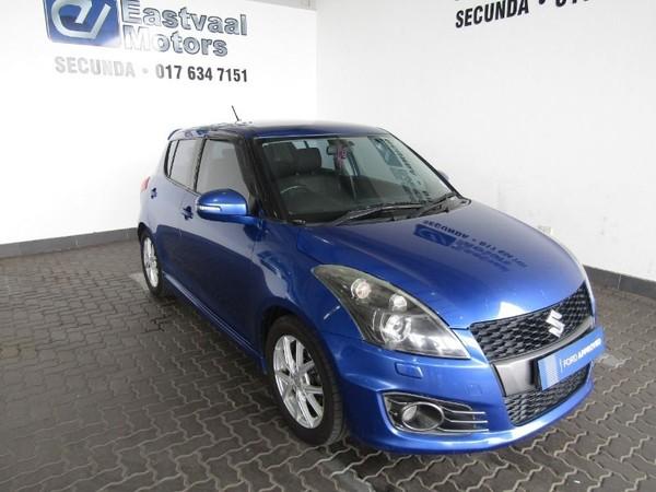 2012 Suzuki Swift 1.6 Sport  Mpumalanga Secunda_0