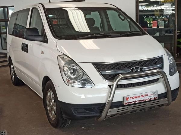 2012 Hyundai H1 2.5 Crdi Multicab At 6 Seat  Gauteng Vereeniging_0