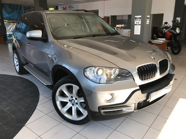 2007 BMW X5 3.0d At  Gauteng Sandton_0