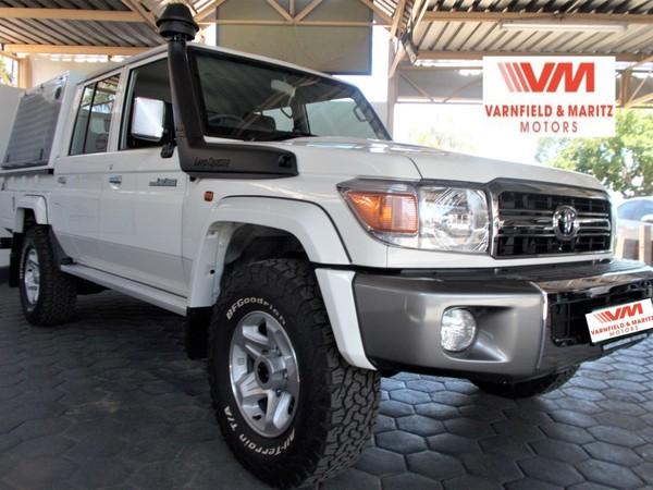 2020 Toyota Land Cruiser 70 4.5D Double cab Bakkie Gauteng Pretoria North_0