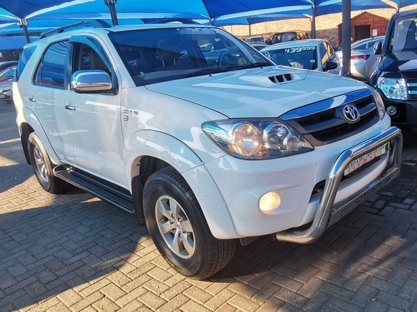2007 Toyota Fortuner 3.0d-4d 4x4  North West Province Brits_0