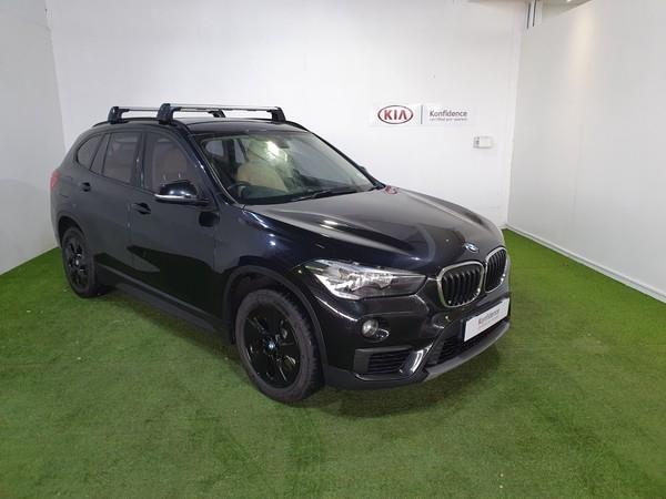 2016 BMW X1 xDRIVE20d Auto Western Cape Strand_0