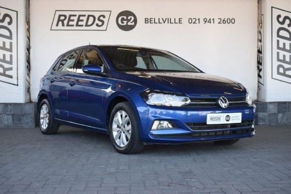 2019 Volkswagen Polo 1.0 TSI Comfortline Western Cape Bellville_0