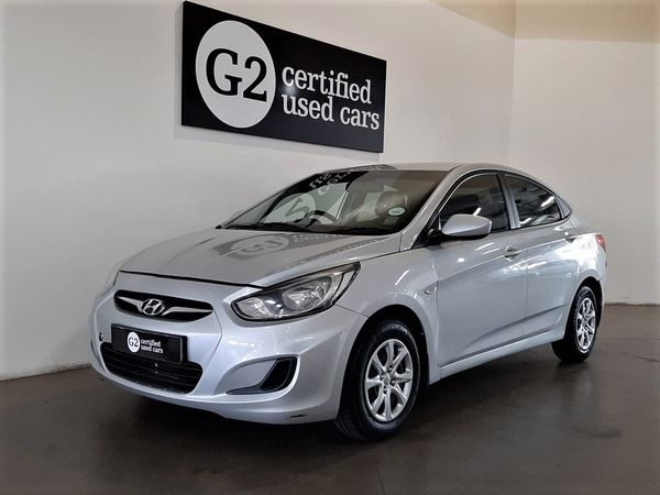 2015 Hyundai Accent 1.6 Gl  Gauteng Roodepoort_0