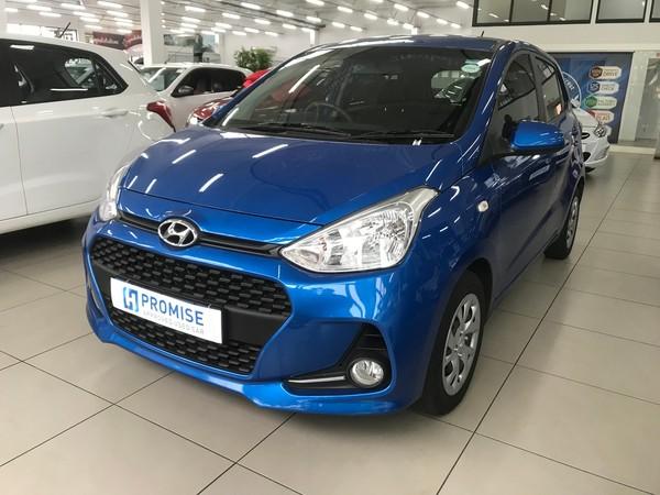 2018 Hyundai Grand i10 1.0 Motion Kwazulu Natal Hillcrest_0