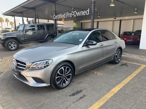 2019 Mercedes-Benz C-Class C180 Auto Mpumalanga Witbank_0