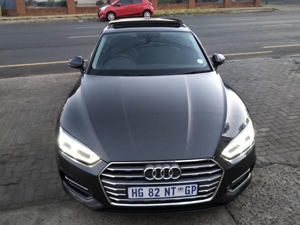 2018 Audi A5 Sportback 2.0T FSI S-Tronic Sport Gauteng Pretoria_0