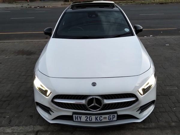 2019 Mercedes-Benz A-Class A250 4Matic Motorsport ED Gauteng Pretoria_0