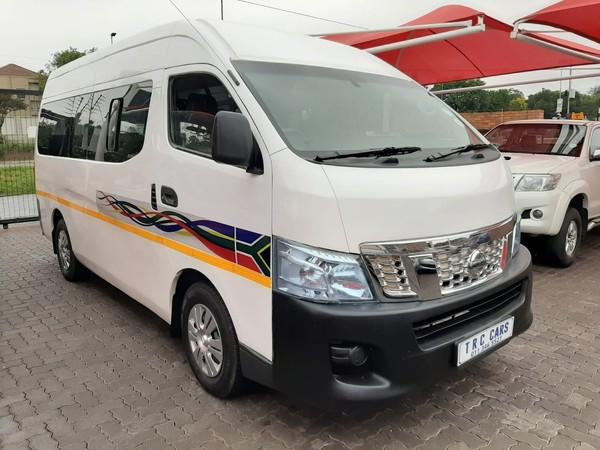 2015 Nissan NV350 2.5i  Gauteng Bramley_0