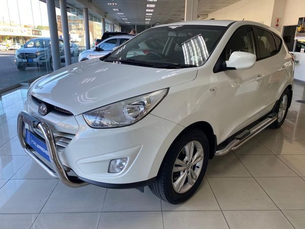 2012 Hyundai iX35 2.0 Gls  Western Cape Paarl_0