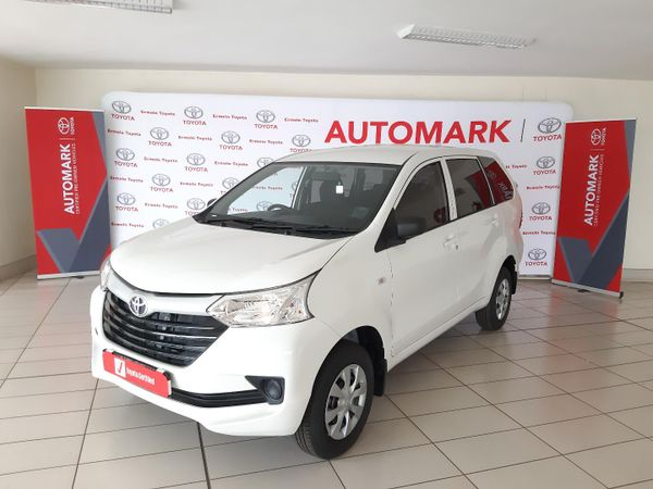 2020 Toyota Avanza 1.3 S Mpumalanga Ermelo_0