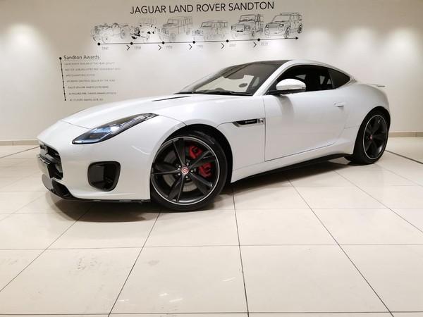 2019 Jaguar F-TYPE S 3.0 V6 Coupe Auto Gauteng Rivonia_0