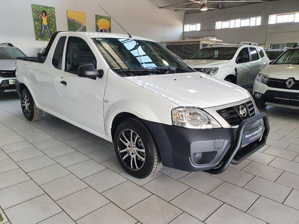 2020 Nissan NP200 1.6  Ac Safety Pack Pu Sc  Northern Cape Kimberley_0
