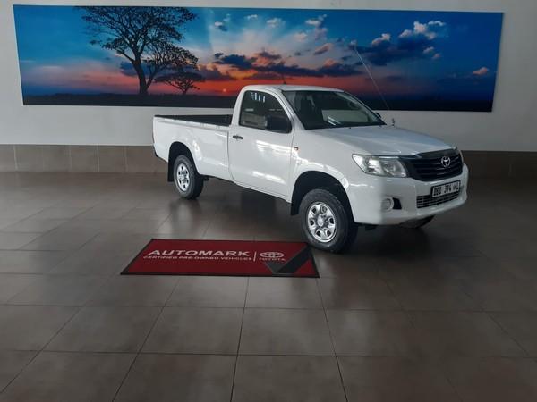 2014 Toyota Hilux 2.5 D-4d Srx 4x4 Pu Sc  Limpopo Naboomspruit_0