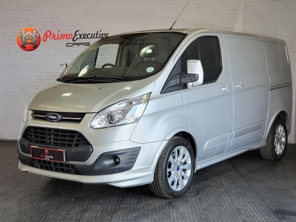 2017 Ford Transit 2.2TDCi Sport 114KW FC Panel van Gauteng Edenvale_0