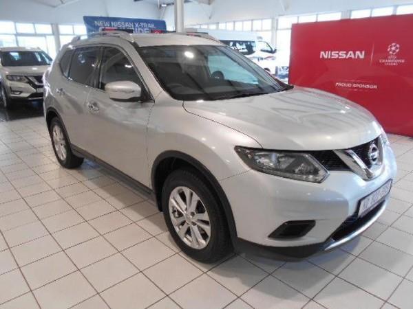 2017 Nissan X-Trail 2.0 XE T32 Western Cape Cape Town_0