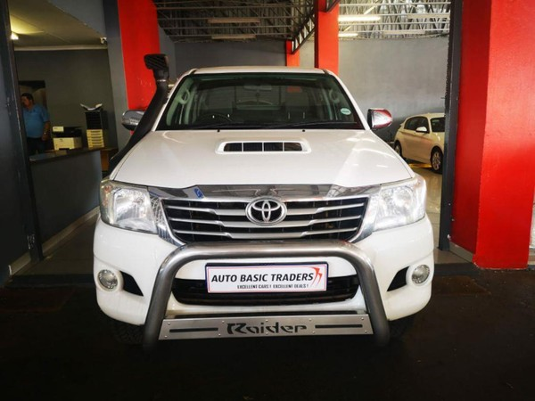 2014 Toyota Hilux 3.0d-4d Raider Rb At Pu Dc  Gauteng Pretoria_0
