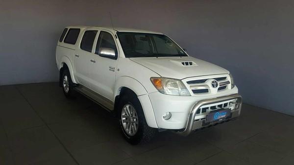 2008 Toyota Hilux 3.0d-4d Raider 4x4 Pu Dc  Western Cape Malmesbury_0