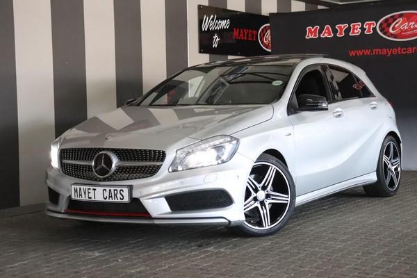 2013 Mercedes-Benz A-Class A 250 Sport At  Mpumalanga Delmas_0