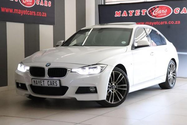 2015 BMW 3 Series 318i Auto Mpumalanga Delmas_0