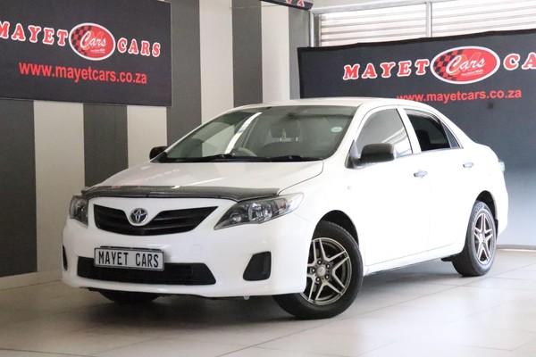 2015 Toyota Corolla Quest 1.6 Mpumalanga Delmas_0