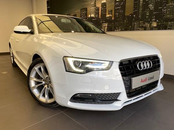 2014 Audi A5 Sprtback 2.0 Tdi Multi  Free State Bloemfontein_0