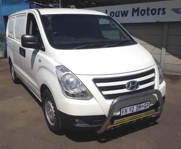 2016 Hyundai H1 2.5 Crdi Ac Fc Pv At  Gauteng Pretoria_0