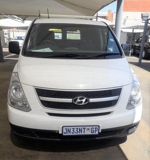 2013 Hyundai H1 2.5 Crdi Ac Fc Pv At  Gauteng Pretoria_0