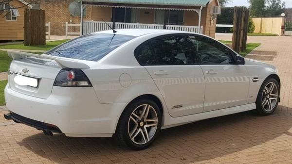 2011 Chevrolet Lumina Ss 6.0 At  Gauteng Alberton_0