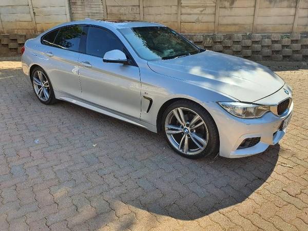 2016 BMW 4 Series 420D Gran Coupe Auto Gauteng Johannesburg_0