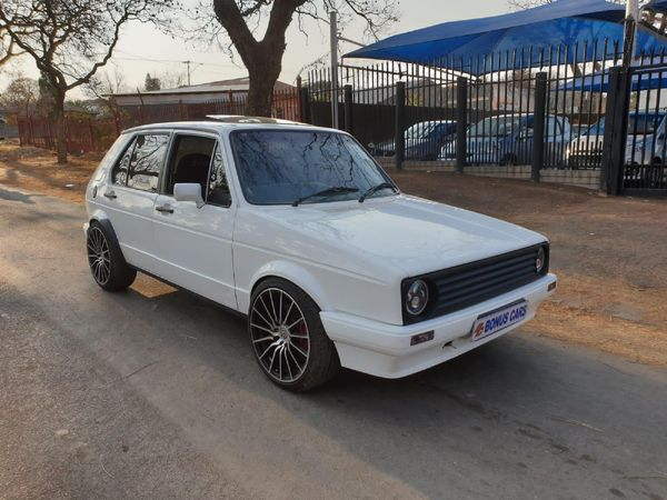 1993 Volkswagen Citi Golf 1.8 L Sport  Gauteng Pretoria West_0